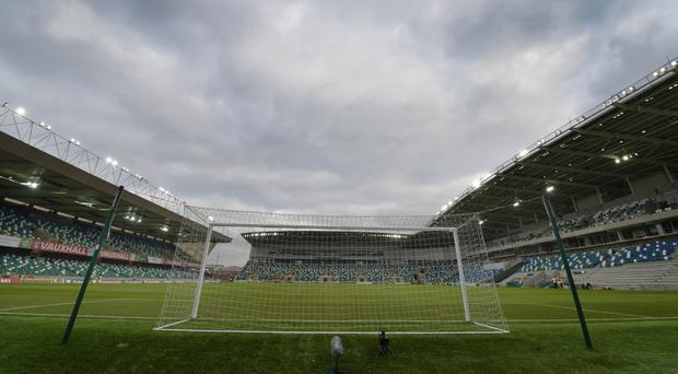 Windsor Park will not be part of any bid