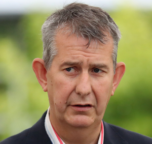 DUP minister Edwin Poots