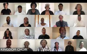 Some of the various singers from across the UK