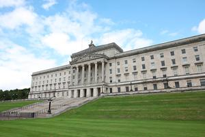 Parliament Buildings at Stormont, which was given 'a clean bill of health' by one MLA