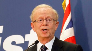 Lord Empey was told the report may not be released