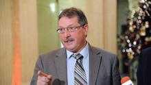 DUP MP Sammy Wilson has criticised the quarantine plans