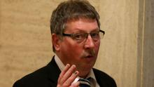 Sammy Wilson of the DUP