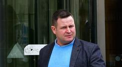 Paul Campbell at an earlier court appearance