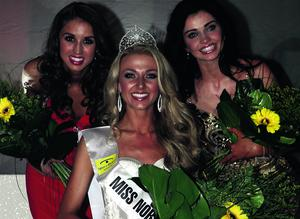 Meagan Green was crowned Miss Northern Ireland in May this year