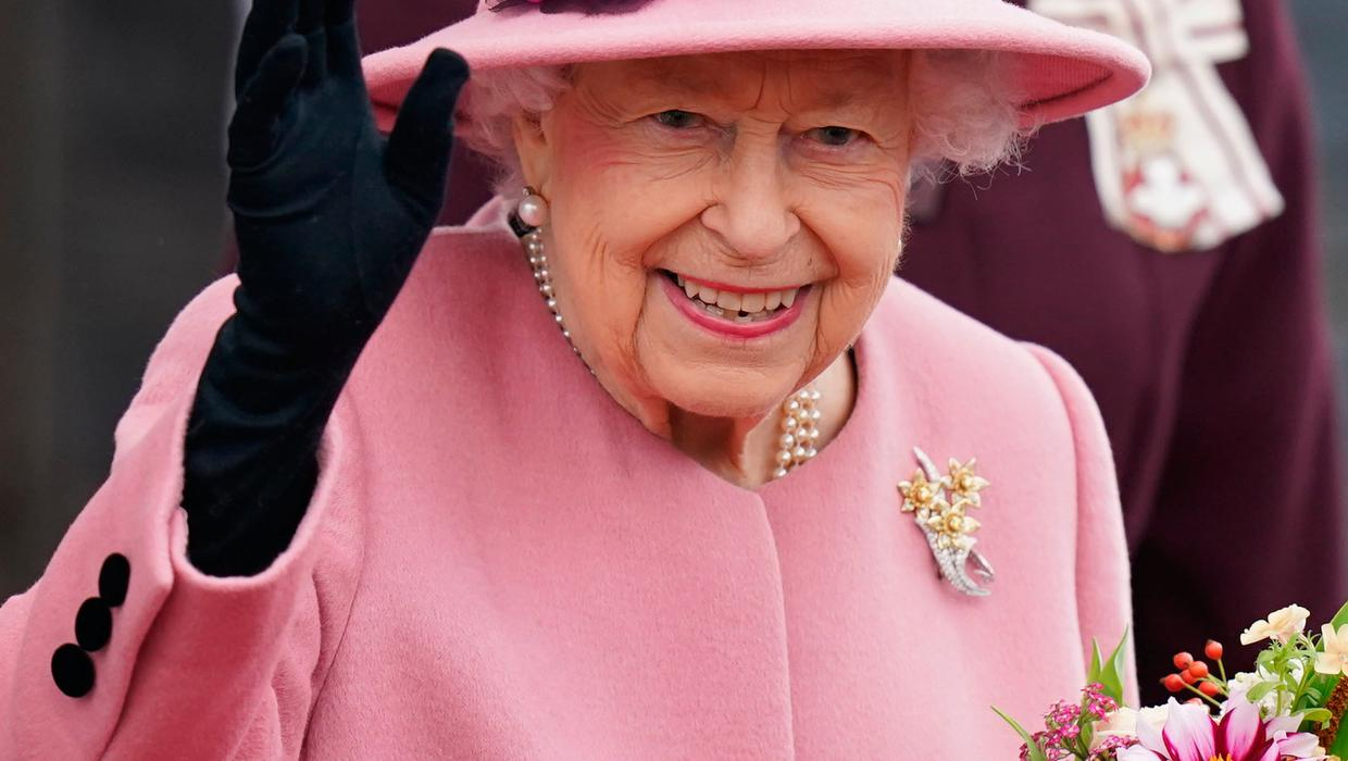 Queen spent Wednesday night in hospital after cancelling Northern Ireland centenary visit