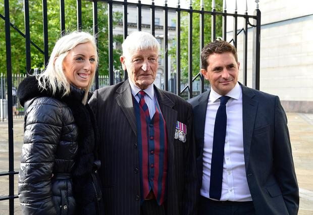 Controversy: Carla Lockhart with Dennis Hutchings and Johnny Mercer