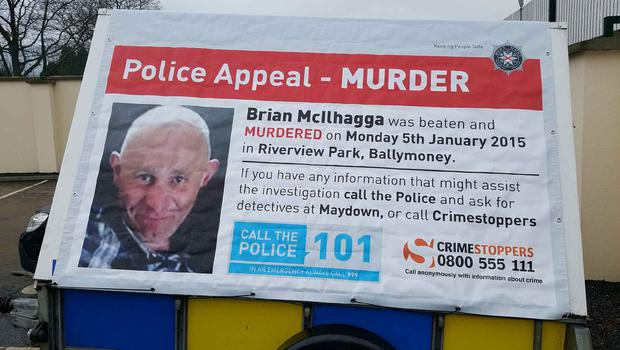 The inquest into the death of Brian McIlhagga in Ballymena, Co Antrim, will be held in May, a coroner has said (PSNI/PA)