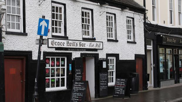 Grace Neill's pub in Donaghadee will reopen on Friday