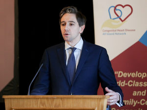 The Republic's Health Minister Simon Harris was praised by Robin Swann for the continued support
