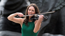 Honour: Concert violinist Patricia Treacy will play at the White House