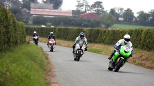 John Hinds died while providing medical cover at the Skerries 100 race in Dublin