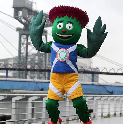 The Commonwealth Games is being held in Glasgow