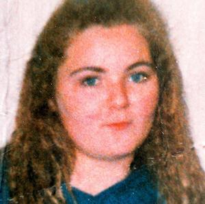 Arlene Arkinson went missing in August 1994 after a night out at a disco
