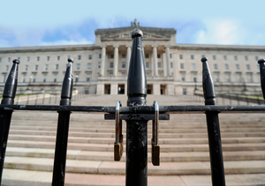 Stormont has not functioned since January 2017.