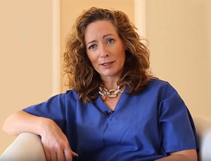 Sara Matthews, consultant gynaecologist and subspecialist in reproductive medicine