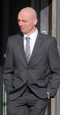 Paul Toland pleaded guilty to Mr Acheson's manslaughter