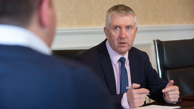 Gerard Greene says the underfunding of community pharmacy has left the industry in a critical state (CPNI/PA)