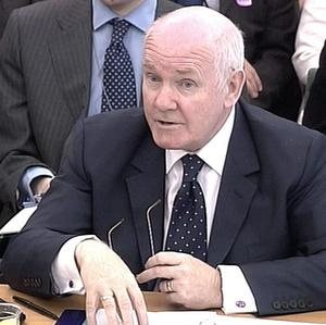 Lord Reid said the scheme that dispatched so-called letters of assurance was not confidential