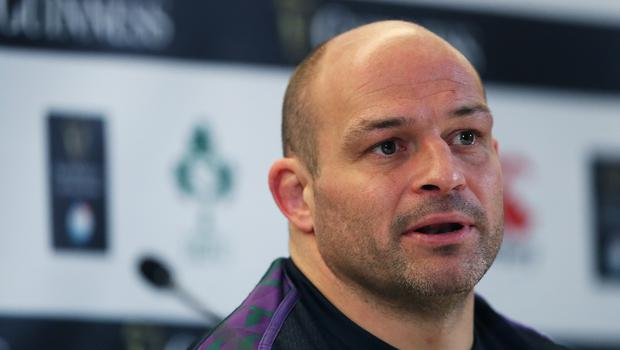 Former Ireland and Ulster captain Rory Best said he regrets attending the rugby rape trial in Belfast in 2018 (PA)