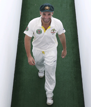 Australian cricketer Phil Hughes who died at the age of 25