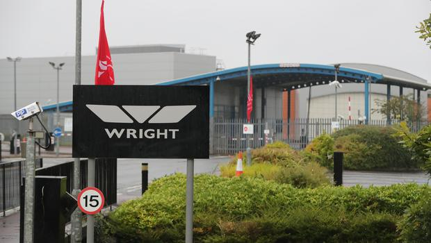 Wrightbus was purchased by industrialist Jo Bamford earlier this year.