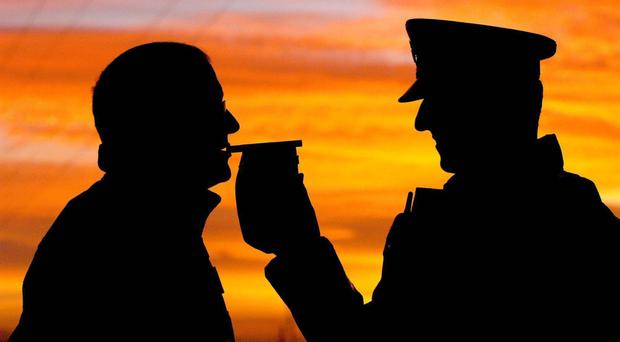 Scores of people were stopped by police as part of their drink-drive crackdown.