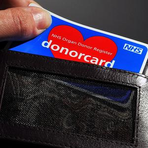 Legislation could be introduced that assumes people are happy to donate their organs upon death unless they state otherwise