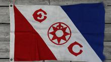 Explorers Club Flag