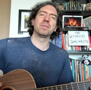 Gary Lightbody entertained