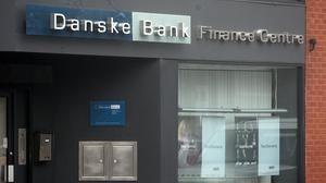 """Danske Bank said the outlook for 2020 was """"challenging""""."""