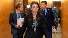 Decisive: New Zealand PM Jacinda Ardern was widely praised for her swift response to the pandemic