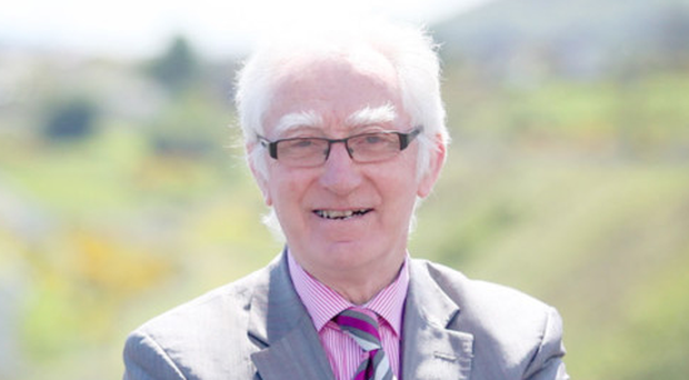 Jerome Mullen, the Honorary Consul of Poland in Northern Ireland