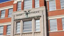 Former Shorts Brothers HQ, Airport Road, Belfast