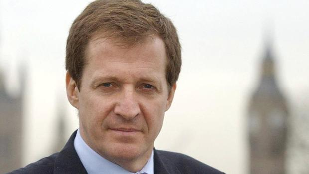 Alastair Campbell was part of the Labour government which helped bring about the Good Friday Agreement