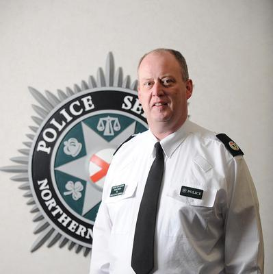 Current PSNI Assistant Chief Constable George Hamilton will take over from outgoing chief Matt Baggott when he retires in September