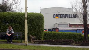 The US engineering firm employs about 2,000 people across plants in Ulster
