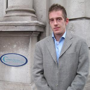 Michael Kivlehan, the widower of Dhara Kivlehan who died as a result of pregnancy complications.