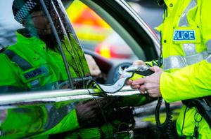 There have been scores of arrests for drink or drug driving