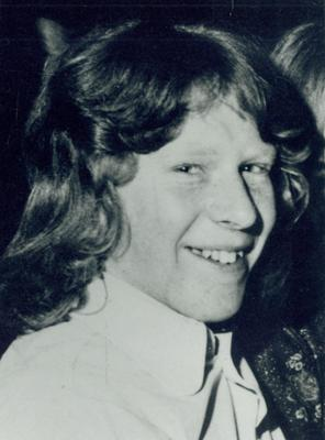 Declan O'Dowd who was shot with his brother