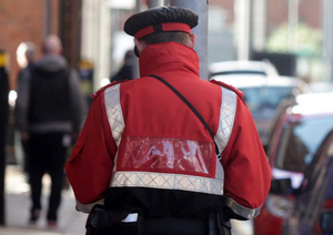 The red coats are to return to the streets of Northern Ireland.