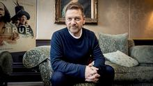 Prime role: Sir Kenneth Branagh on a recent visit to Belfast