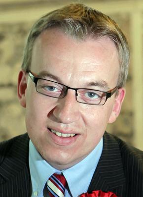 Belfast South: Christopher Stalford, DUP
