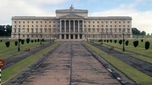 """Danny Kennedy said he was in """"Old Mother Hubbard"""" territory regarding the financial position at Stormont"""
