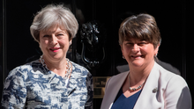 """The report says a £1bn boost following DUP's leader Arlene Foster's deal to prop up Theresa May's government, """"will not alter the structural challenges that face any new Executive""""."""