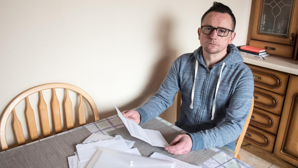 Derry man who says priest abused him hits out at church probe