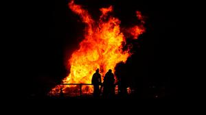 The DUP has refused to join a bonfire committee in Derry and Strabane Council
