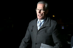 """Gerry Kelly, an MLA for north Belfast, was given an """"informed warning"""" by police"""
