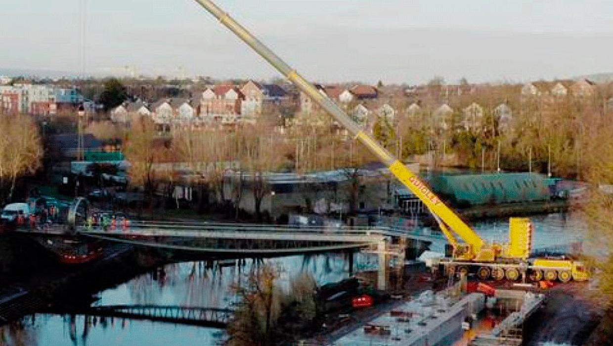 New Lagan Bridge: 'The Wee Donkey' and 'Ats us nai' ... Readers offer unique name suggestions
