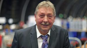 Senior DUP MP Sammy Wilson Sammy Wilson said the Brexit deal that contains the contentious Northern Ireland protocol must be 'scrapped' or at least significantly changed (Liam McBurney/PA)